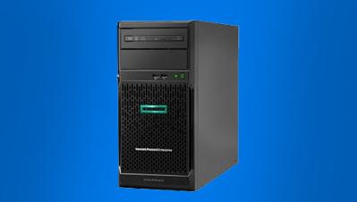 hp proliant ml30 gen10 server