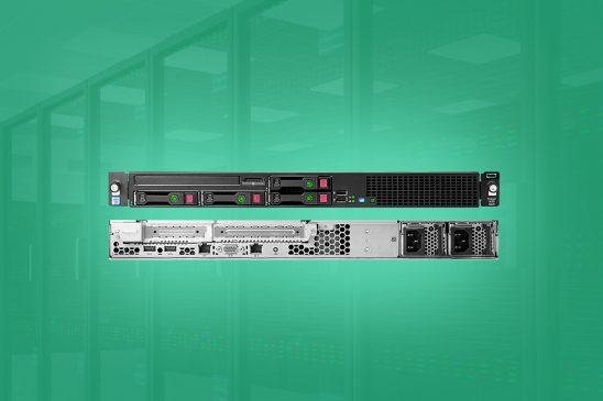 HPE ProLiant DL20 Gen10 Rack Server Specifications & Features