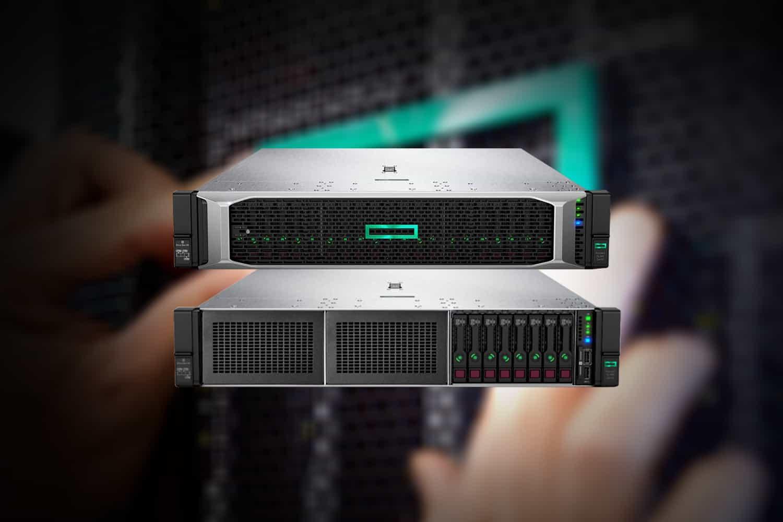 HP server price