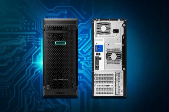 HPE ProLiant ML110 Gen10 Tower Server and its 4 New Features