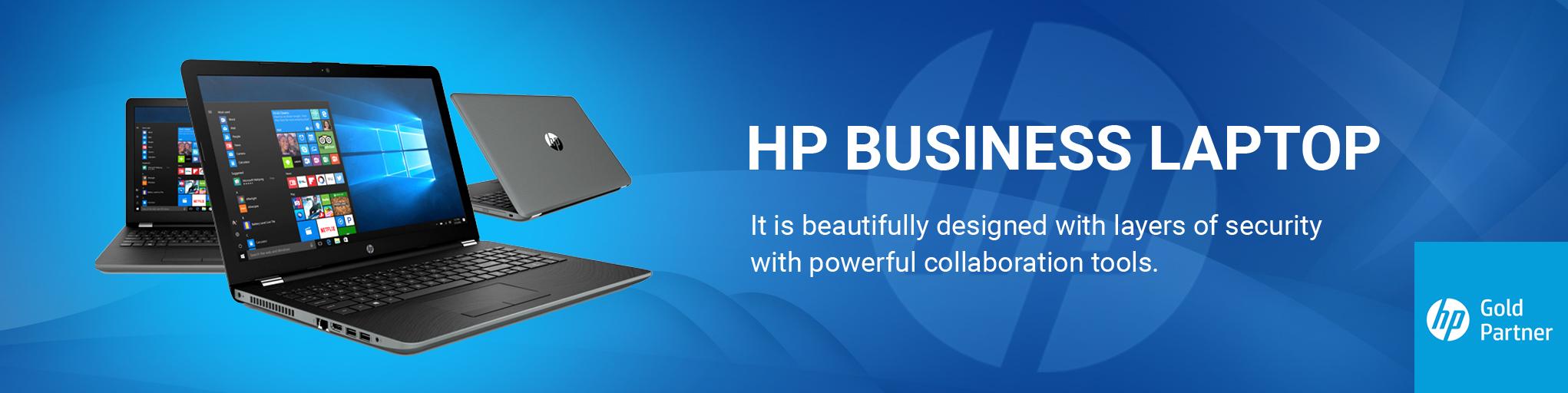 hp business laptop 1