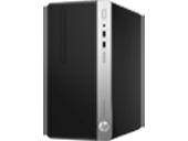 HP ProDesk 400 G6 Microtower PC twr