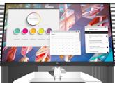 HP E24 G4 FHD Monitor
