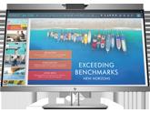 HP EliteDisplay E243d Docking Monitor