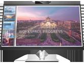 HP EliteDisplay E24d G4 FHD Docking Monitor