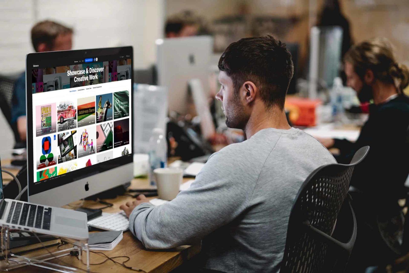 workstation for designers